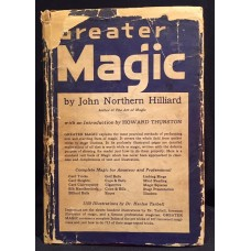Greater Magic - Book by John Northern Hilliard