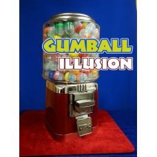 Ring in Gumball Machine - AKA Gumball Illusion