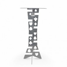 Harbin Style Table - SILVER