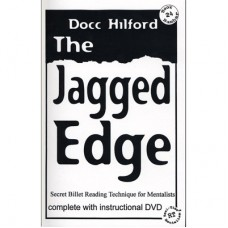 The Jagged Edge Book DVD combo - Docc Hilford
