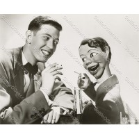 Photo - Jimmy Nelson and Danny O'Day in Early Photo - Danny Lights a Cigarette (7)
