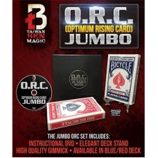 Optimum Rising Card - JUMBO Stage size by Taiwan Ben