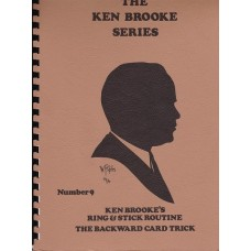 Ken Brooke Series: The Ring & Stick Routine - Book