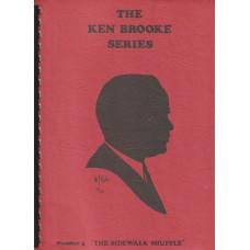 Ken Brooke Series: The Sidewalk Shuffle - Book