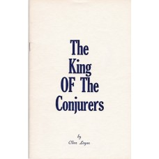 The King of the Conjurers - Book by Olive Logan