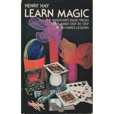 Learn Magic - Henry Hay