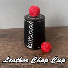 Chop Cup - Leather