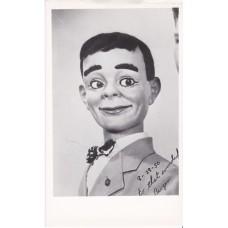 Postcard - Len Insull Ventriloquial Figure