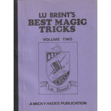 Lu Brent's Best Magic Tricks Volume Two
