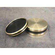 M - Box -- Deluxe HALF DOLLAR-size Coin Box
