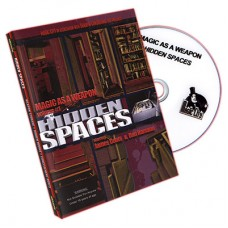 Hidden Spaces -- DVD