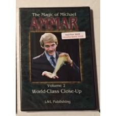The Magic of Michael Ammar Vol. 2 -- DVD