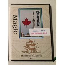 The Magic of Canada -- DVD