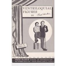 Maher Ventriloquial Figures Catalog #1