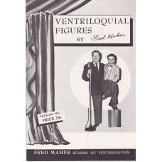 Maher Ventriloquial Figures Catalog #2