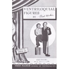 Maher Ventriloquial Figures Catalog plus Flier