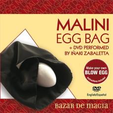 Malini Egg Bag - Bazar de Magia model
