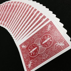 Marked Deck - RED USPCC Maiden Back