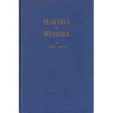 Marvels of Mystery - Book by John Booth