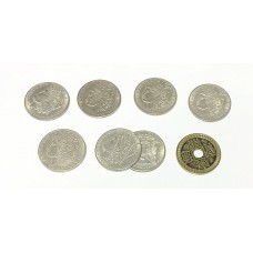 Morgan Dollar Replica MASTER Set PLUS