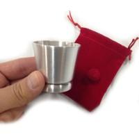 Chop Cup - Mini Aluminum