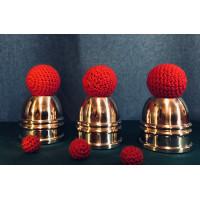 Mini Master Cups - Amazing Cups & Balls Set
