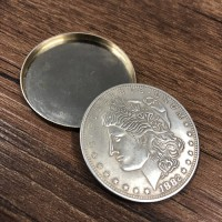 Morgan Dollar Replica Expanded Shimmed Shell - Magnetic