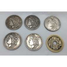 Morgan Dollar Replica MASTER SET