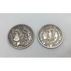 Morgan Dollar Ghost Coin