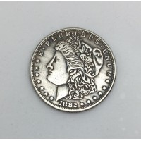 Morgan Dollar Replica - MAGNETIC