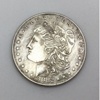 Morgan Dollar Replica