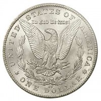 Morgan Dollar Replica - Double Faced (Two Tailed)