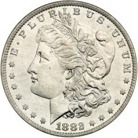 Morgan Dollar Replica - Double Faced (Two Headed)