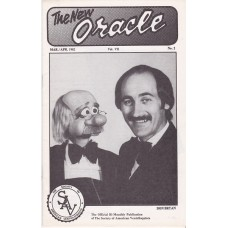 The New Oracle Magazine Volume 7 Number 2 - Don Bryan Cover