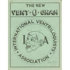 The New Vent-O-Gram Magazine Volume 1 Number 4
