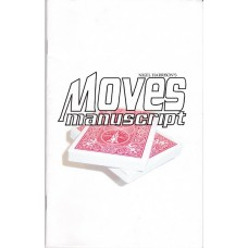 Moves Manuscript - Book by Nigel Harrison