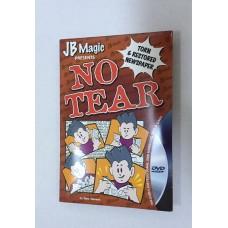 No Tear Newspaper Tear