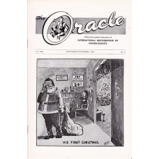 The Oracle Magazine Volume 19 Number 6 - Christmas Cover