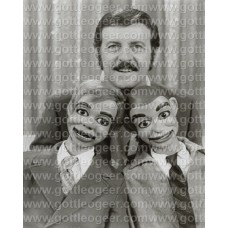 Photo - Paul Winchell and Jerry Mahoney and Knucklehead Smiff