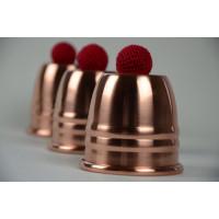 Cups & Balls - Prestige Series - Copper