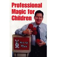Professional Magic for Children - Book by David Ginn