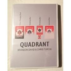 Quadrant -- Brandon David and Chris Turchi -- DVD