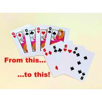 Queen-tissential Card Trick