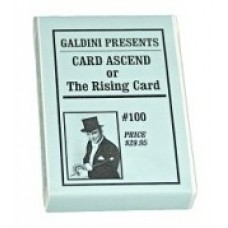 Galdini's Card Ascend - AKA, The Rising Cards