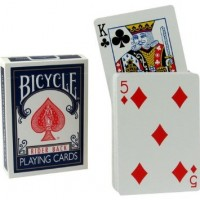 Rising Cards - Prestige Series - Blue Bicycle Back