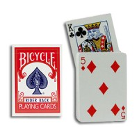 Rising Cards - Prestige Series - Red Bicycle Back