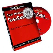 ShellRaiser - Troy Hooser - DVD wth gaff