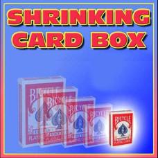 Shrinking Card Box