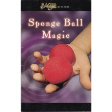 Sponge Ball Magic - Book by Gabe Fajuri