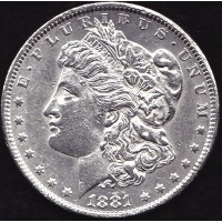 Morgan Dollar Replica - STEEL CORE